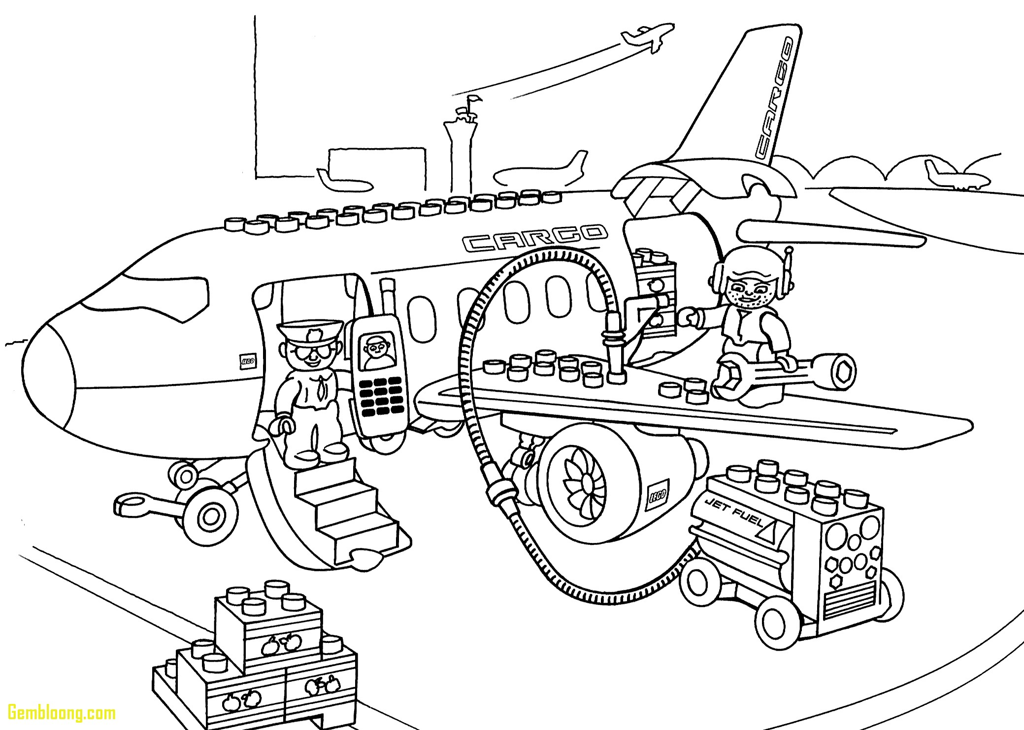 2079x1483 Police Coloring Pages