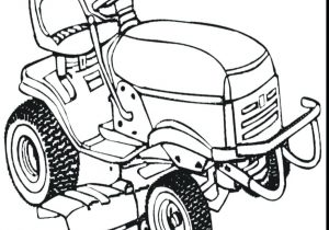 300x210 Husqvarna Riding Lawn Mower Coloring Page Free Printable