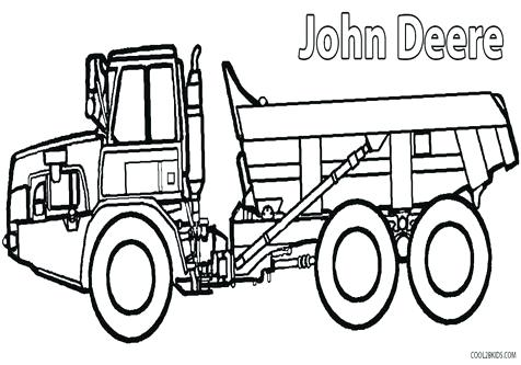 476x333 John Deere Coloring Pages John Lawn Mower Coloring Pages John