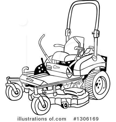 400x420 Lawn Mower Clipart