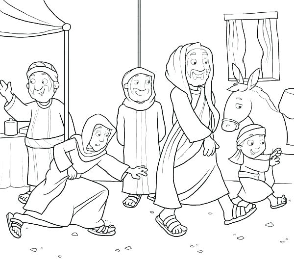 600x536 Jesus Loves Mary And Martha Coloring Pages Tell To Help Me Best