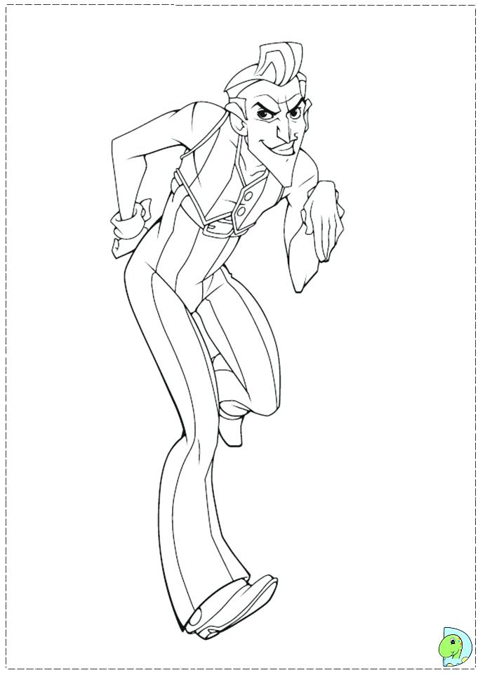 691x960 Lazy Town Coloring Pages Lazy Town Coloring Page Org Lazy Town