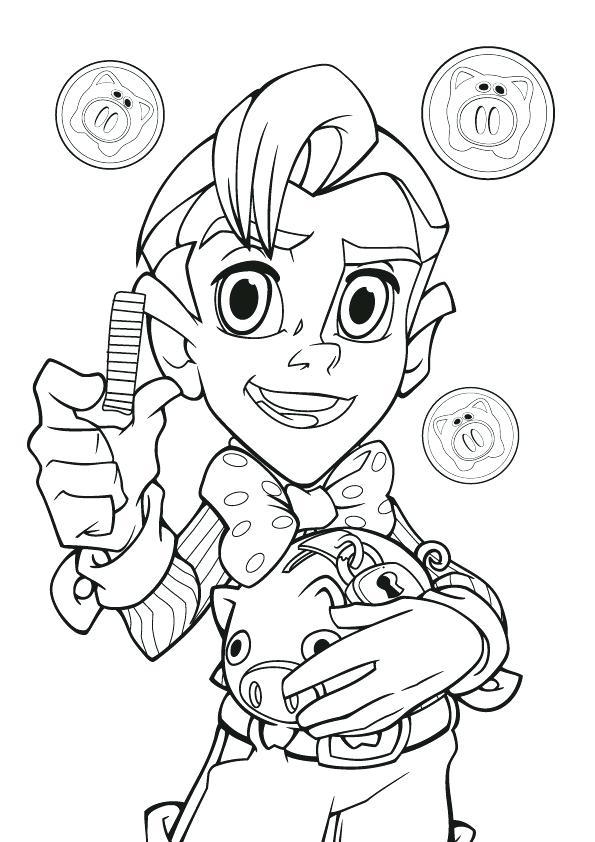 595x842 Coloring Pages Graphics Pub Line Lazy Town Colouring Sheets