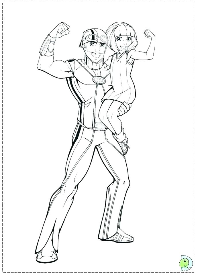 691x960 Lazy Town Coloring City Coloring Pages Town Coloring Pages Fantasy
