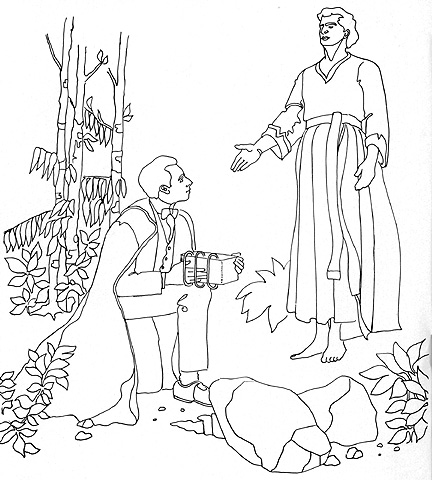 432x480 Lds Org Coloring Pages Conference