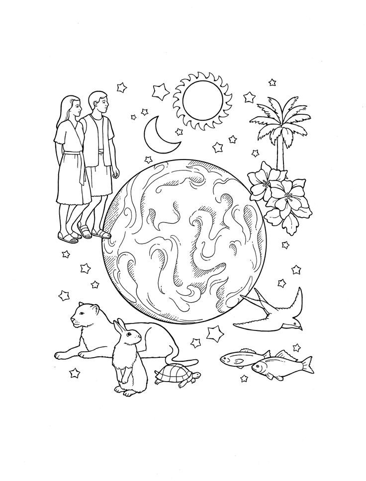 736x968 Lds Primary Coloring Pages Primary Stuff
