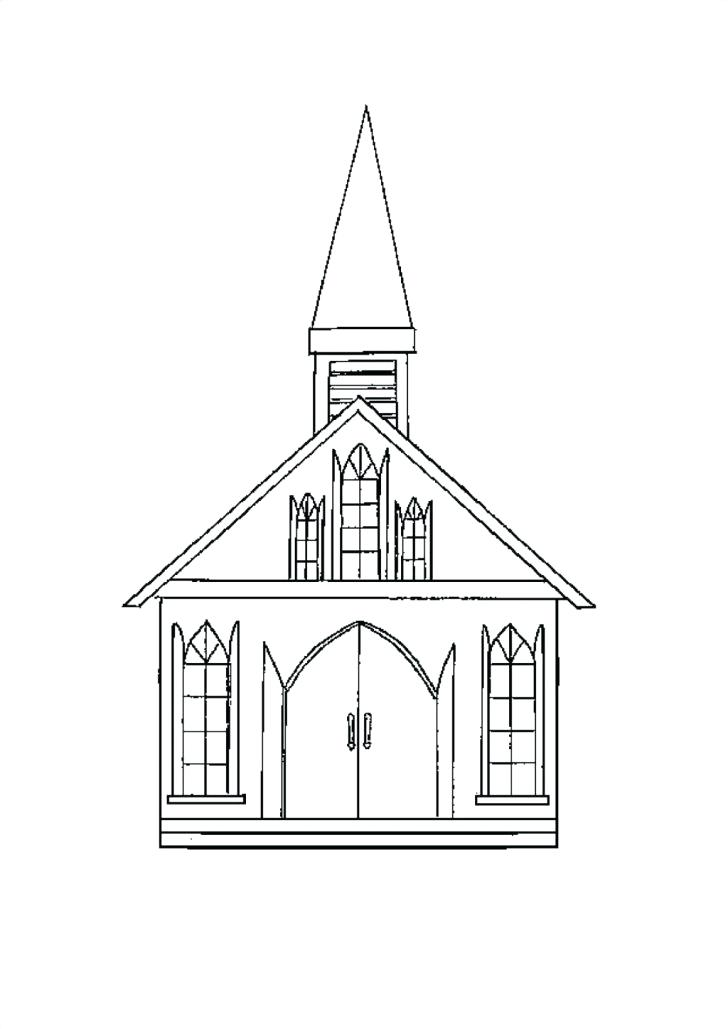 Lds Church Coloring Pages At Getdrawings Com Free For Personal Use