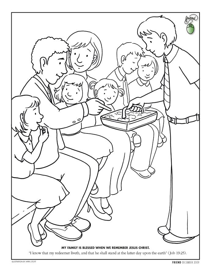 694x902 Lds Coloring Pages Busy Bags