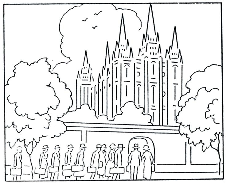 Lds Coloring Pages at GetDrawings.com | Free for personal use Lds ...