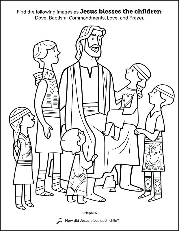 620x802 Lds Coloring Pages Kids Having Fun With New Book Of Stories