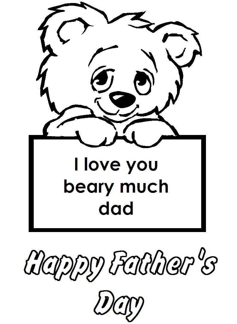 794x1085 Fathers Day Coloring Pages Printable Happy Http Procoloring Com