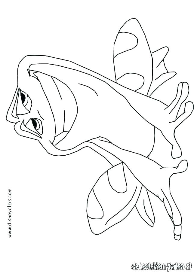 645x912 Leap Frog Coloring Pages