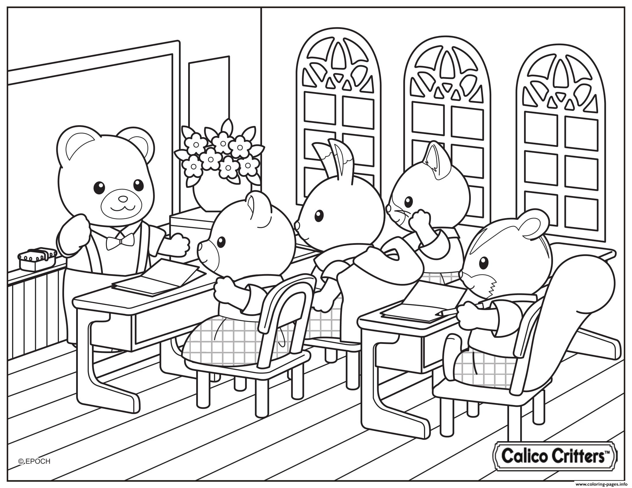 Learning Coloring Pages