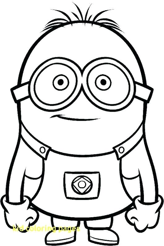 530x795 Printable Kids Coloring Pages Kid With Best Free Preschool Decor
