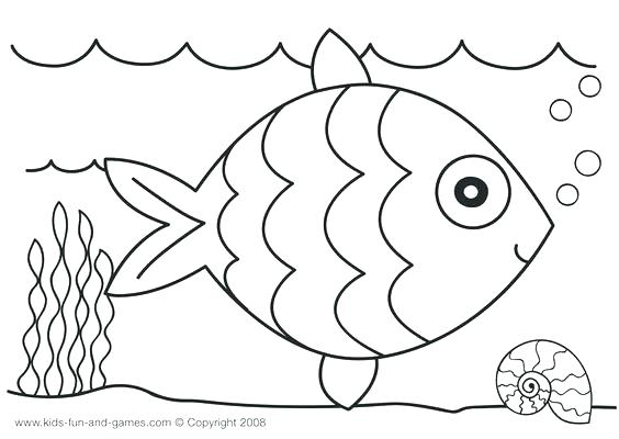 564x400 Animal Coloring Pages For Toddlers Elephant Preschool Coloring