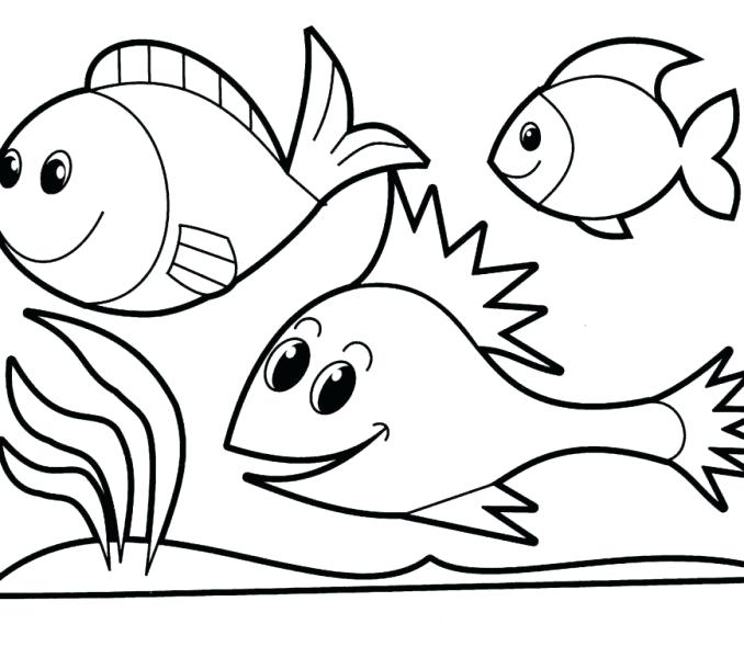 678x600 Printable Preschool Coloring Pages Printable Coloring Printable