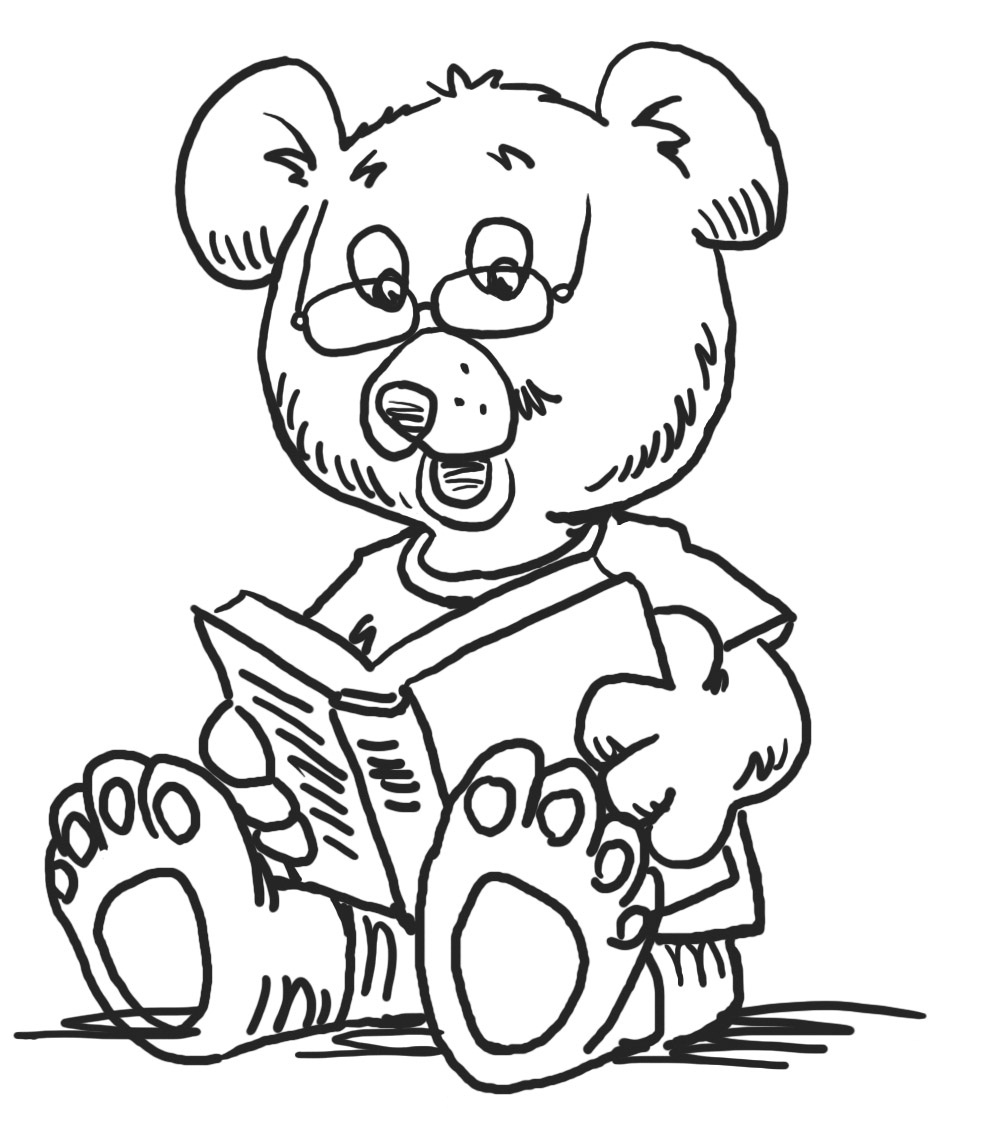 Learning Coloring Pages For Toddlers