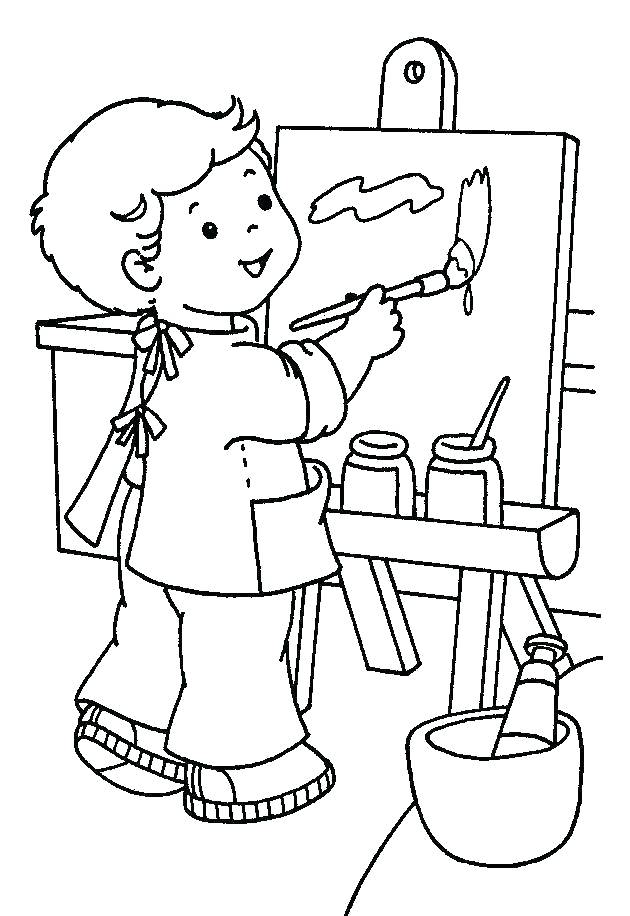 630x916 Printable Coloring Pages Kindergarten Coloring Pages