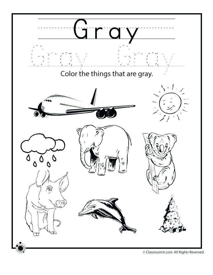 680x880 Shapes Worksheets For Kids Activity Color