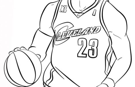 lebron 11 coloring pages 33