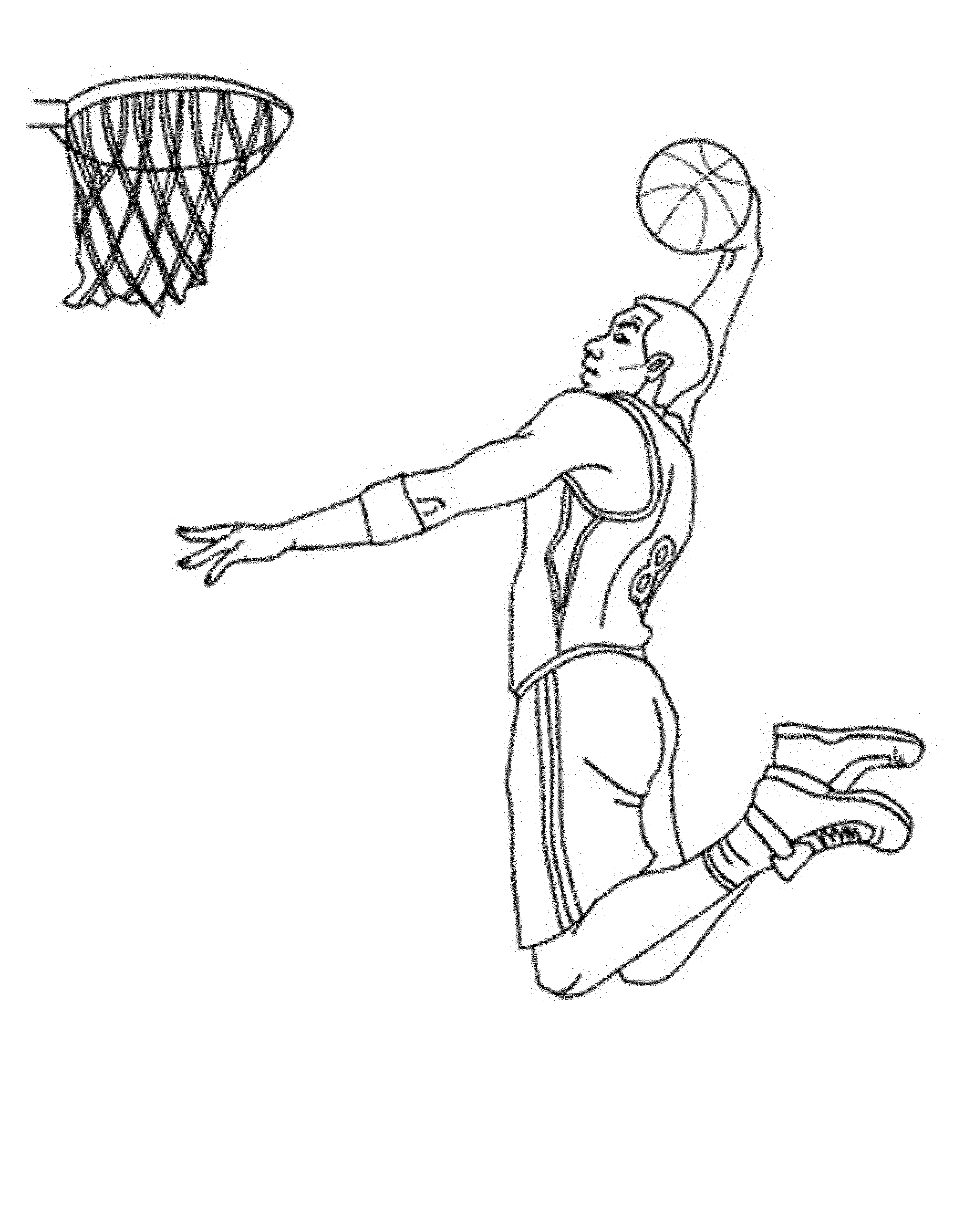 2000x2582 Best Of Nba Coloring Pages Printable Bltidm