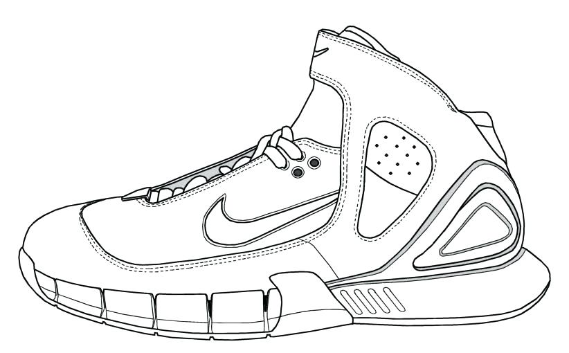 822x510 Lebron Coloring Pages
