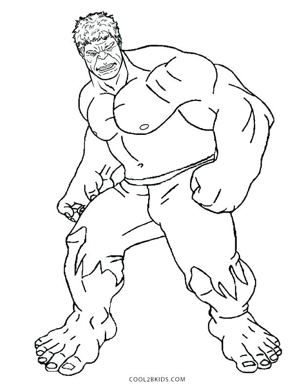 618x803 Marvel Coloring Pages Hulk