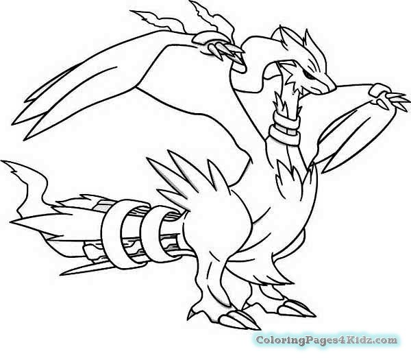 600x525 Gen Legendary Pokemon Coloring Pages Coloring Pages For Kids