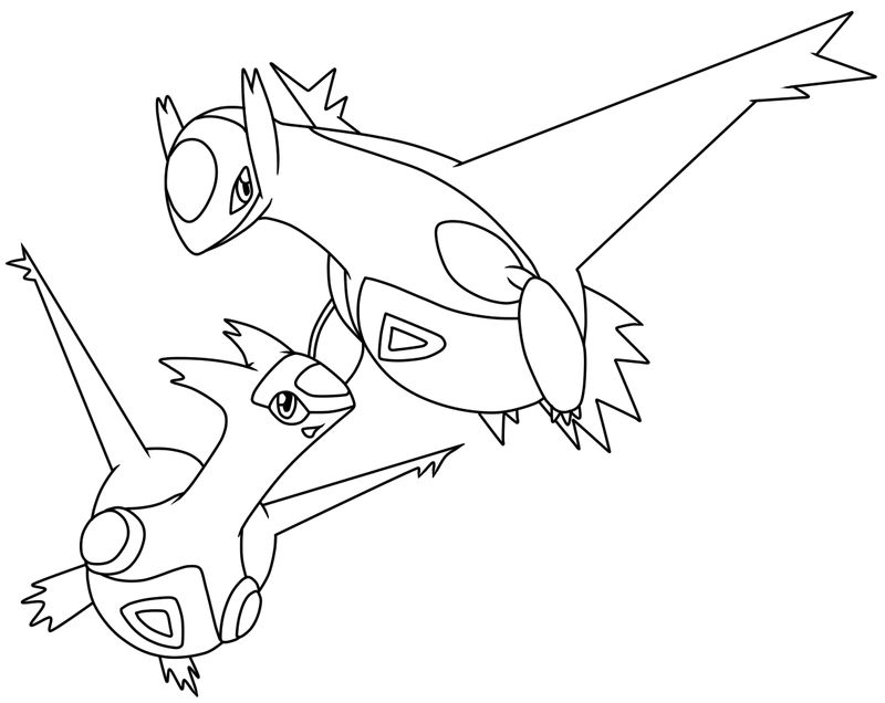 800x636 In Legendary Pokemon Coloring Pages