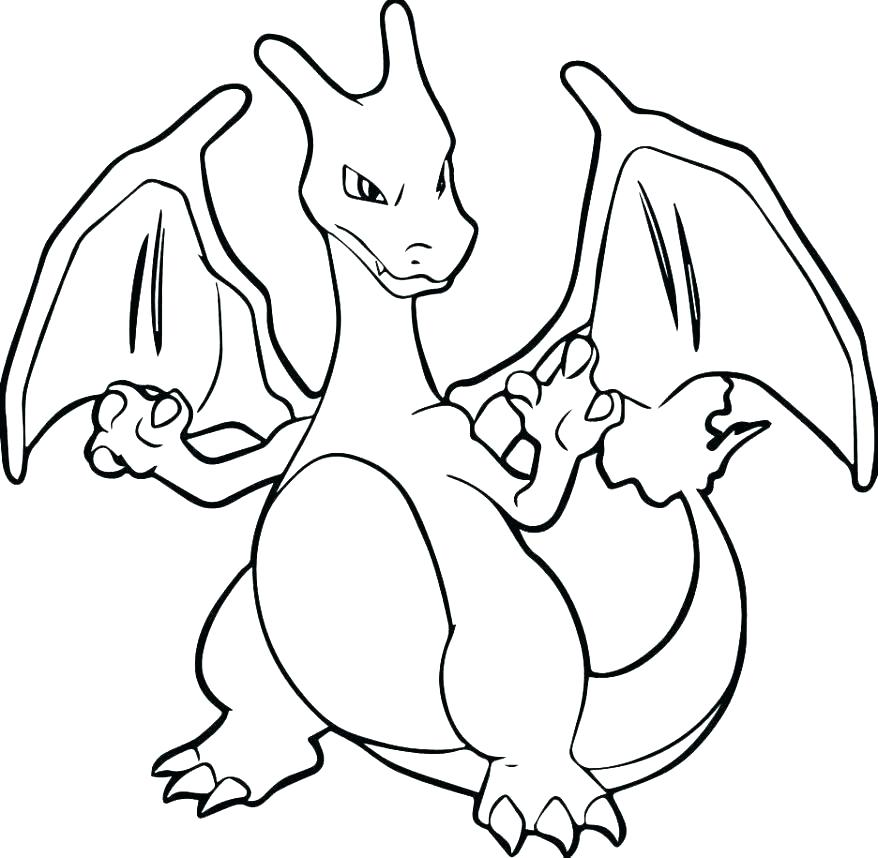 878x858 Coloring Pages Pokemon
