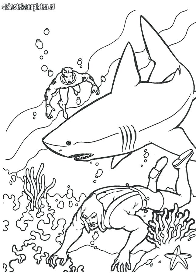 Lego Aquaman Coloring Pages at GetDrawings | Free download