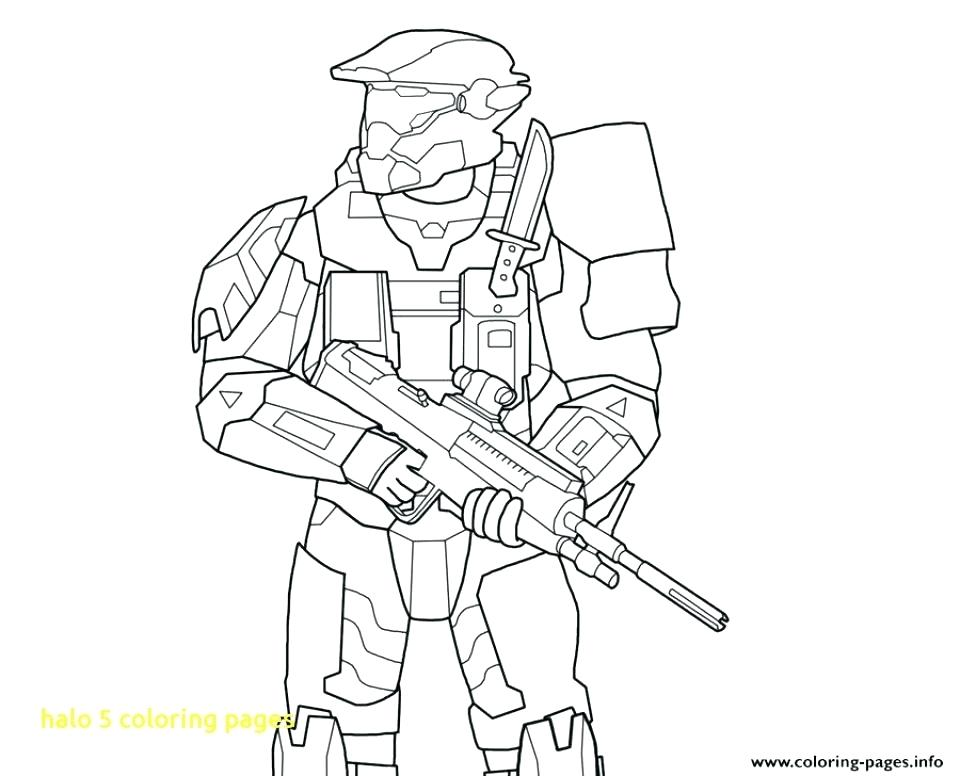 960x776 Halo Coloring Pages To Print Halo Coloring Pages With Halo