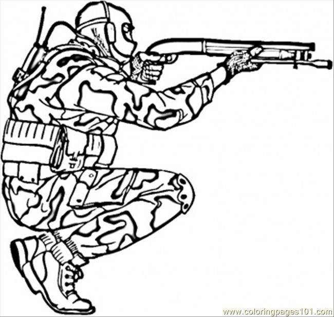 650x618 Army Coloring Pages Printable Free Coloring Army