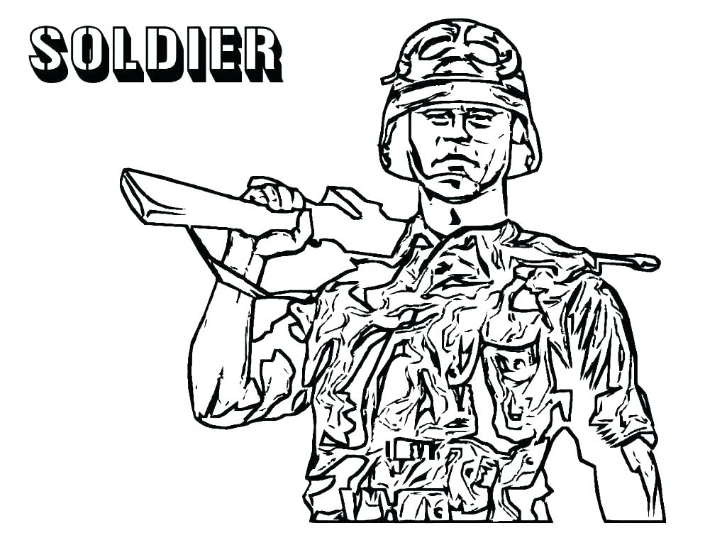 994x768 Soldier Coloring Pages Army Coloring Pages To Print Soldier