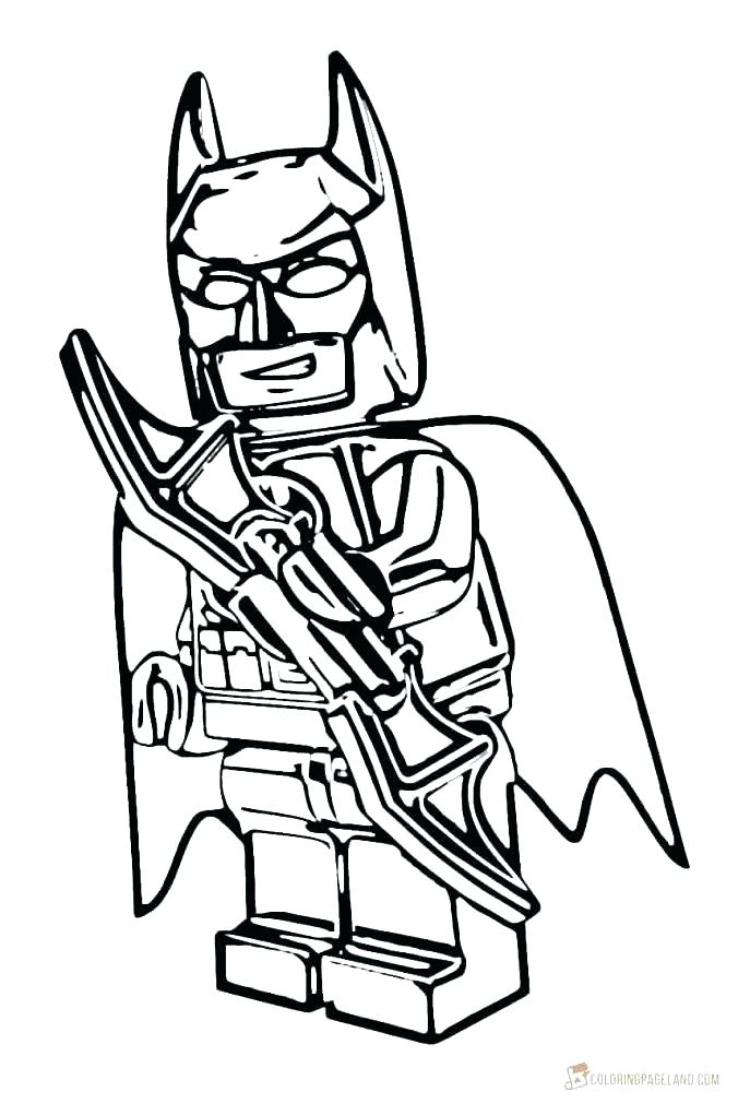 687x1011 Lego Batman Coloring Page New Free Printable Batman Coloring Pages
