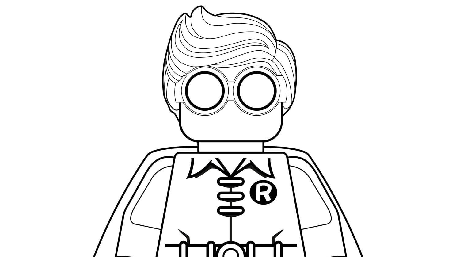 1488x838 Robin Coloring Pages Lego Batman Movie