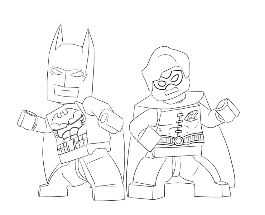 850x691 The Lego Batman Movie Coloring Pages Lego Batman Movie, Lego