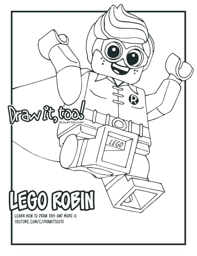 672x870 Lego Batman Movie Coloring Page Icontent