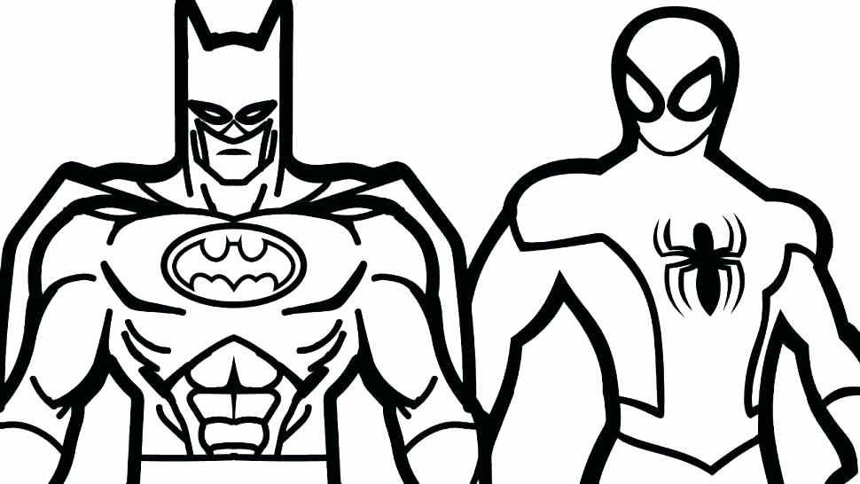 970x546 Coloring Page Batman Batman Coloring Pages Batman Coloring Page