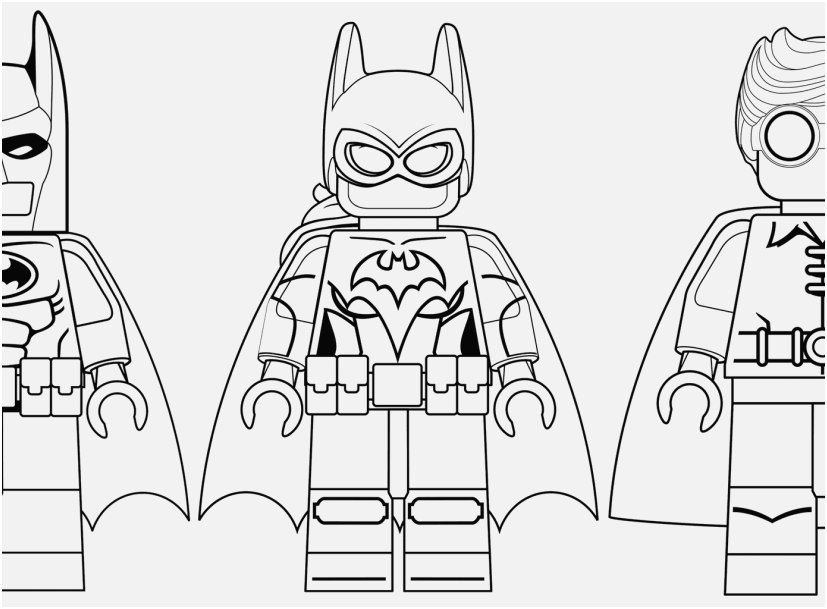 Lego Batman Movie Coloring Pages At Getdrawings Free Download