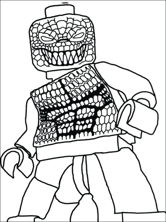 568x758 Lego Batman Coloring Book With Batman Online Coloring Pages