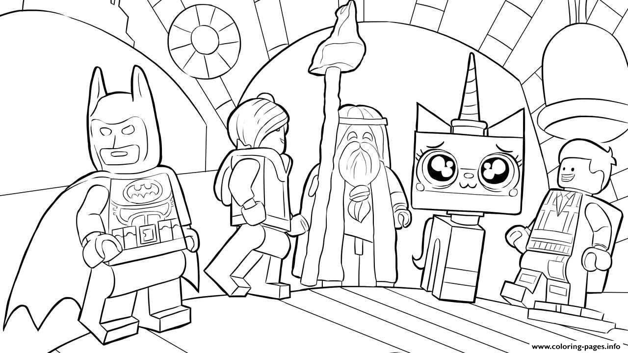 1280x720 Promising Lego Batman Movie Coloring Pages Hav