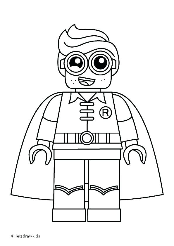 595x842 Coloring Pages Batman And Robin Batman And Robin Coloring Pages
