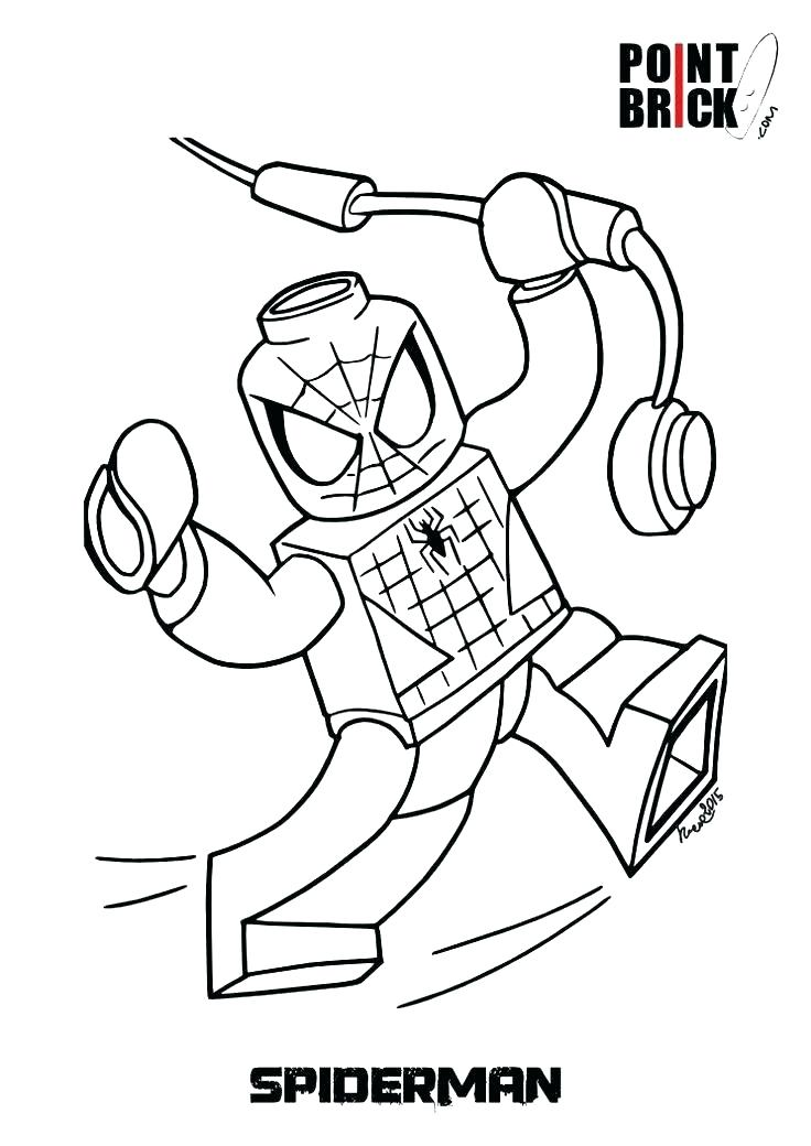 736x1040 Lego Block Coloring Pages To Print Brick Coloring Page Printable