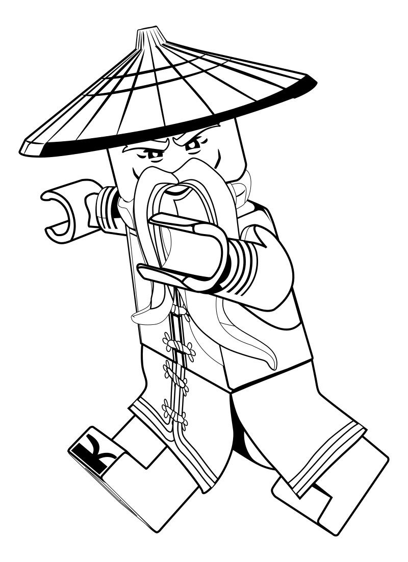800x1102 Rare The Lego Ninjago Movie Coloring Pages Leg