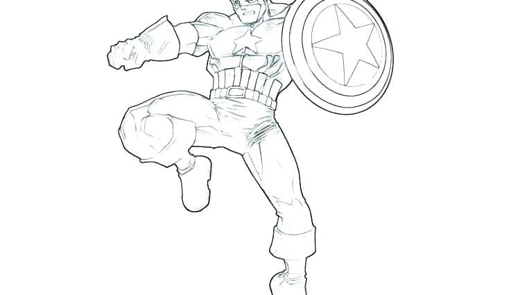 Lego Captain America Coloring Pages at GetDrawings.com ...