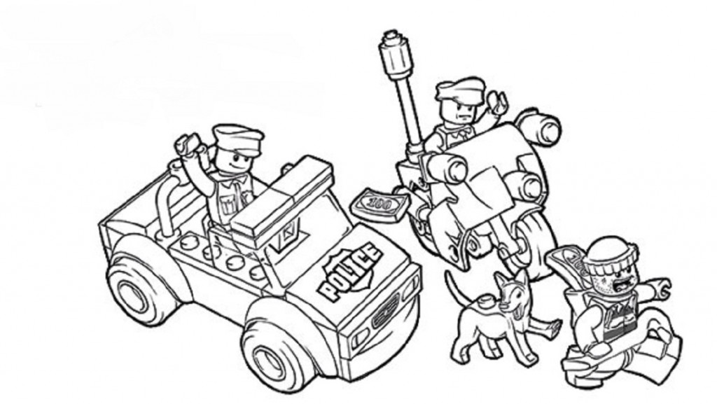 Lego Car Coloring Pages At Getdrawings Com Free For Personal Use