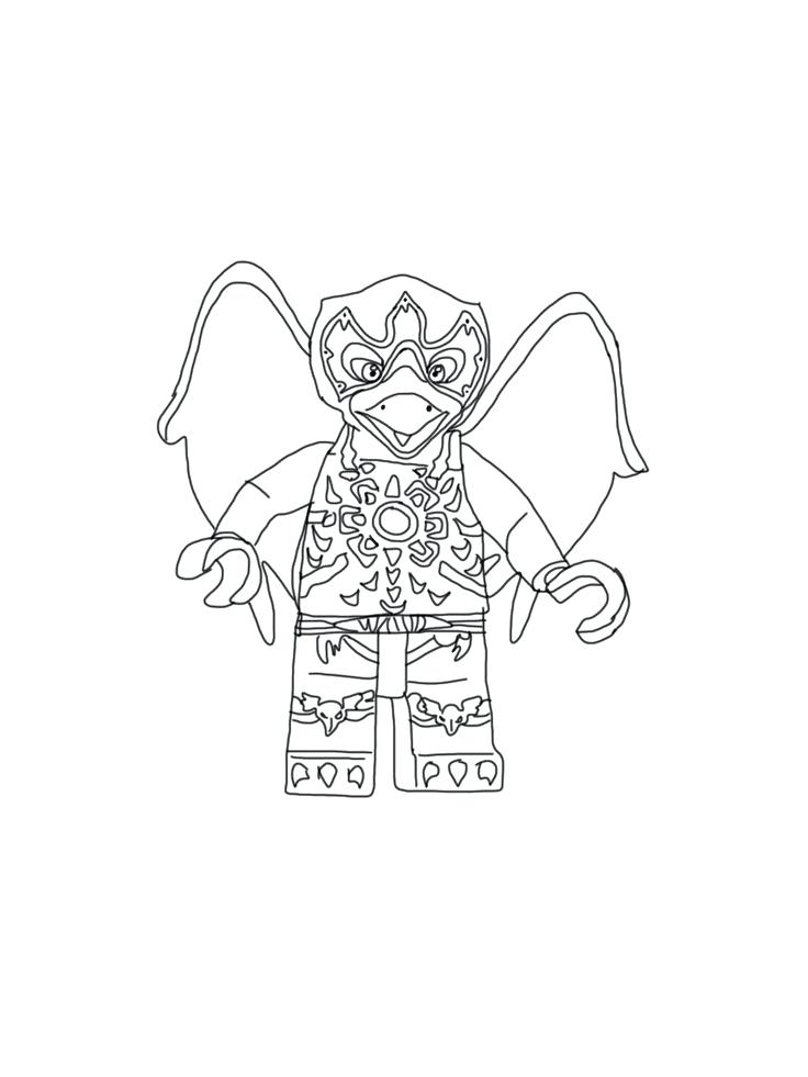 Lego Chima Coloring Pages at GetDrawings.com | Free for ...