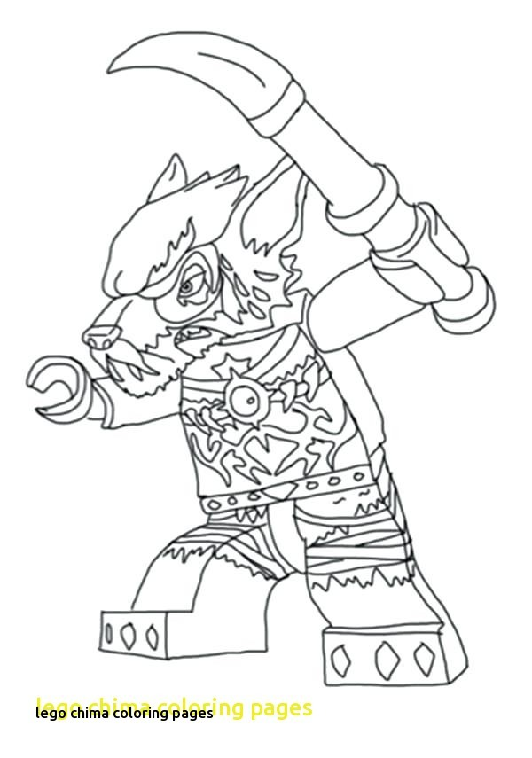 Lego Chima Coloring Pages At Getdrawingscom Free For Personal Use