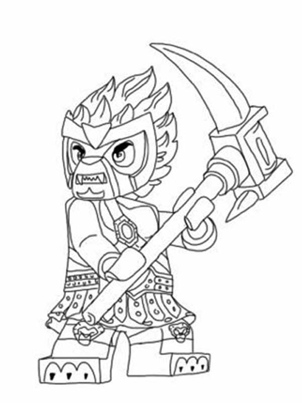 Lego Chima Coloring Pages At Getdrawings Free Download